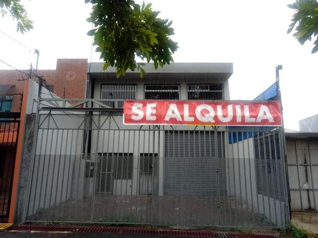 Bodegas San Jose>La Uruca>San Jose - Alquiler:2.200 US Dollar - codigo: 19-978