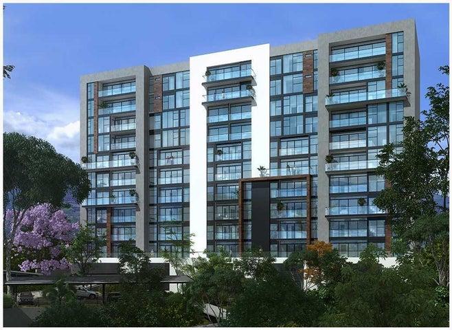 Apartamento San Jose>San Rafael Escazu>Escazu - Venta:320.000 US Dollar - codigo: 19-1350