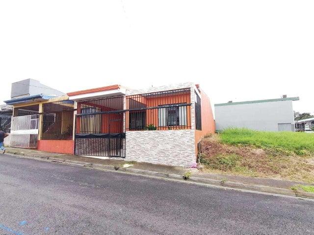 Casa San Jose>San Antonio>Vazquez de Coronado - Venta:129.000 US Dollar - codigo: 19-1652