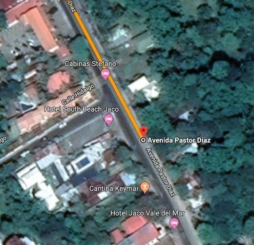 Terreno Puntarenas>Jaco>Garabito - Venta:195.000 US Dollar - codigo: 20-900