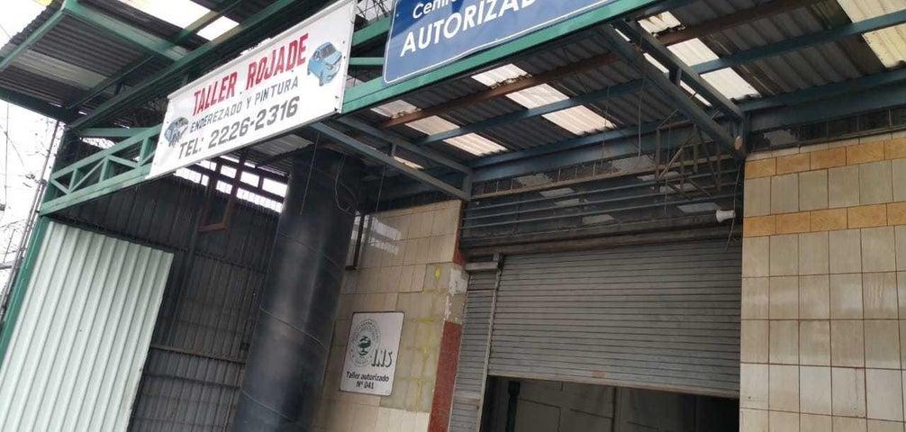 Local comercial San Jose>San Sebastian>San Jose - Venta:234.000 US Dollar - codigo: 20-1755