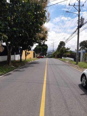 Terreno San Jose>San Rafael Escazu>Escazu - Venta:319.770 US Dollar - codigo: 21-88