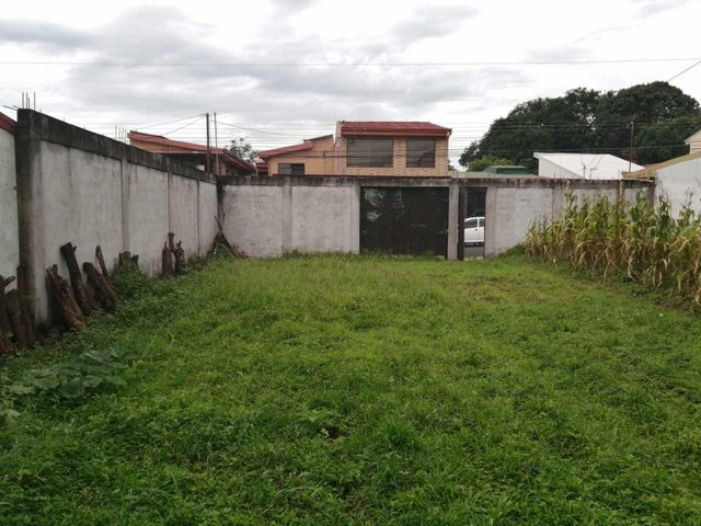 Terreno Alajuela>El Coyol>Alajuela - Venta:59.800 US Dollar - codigo: 21-201