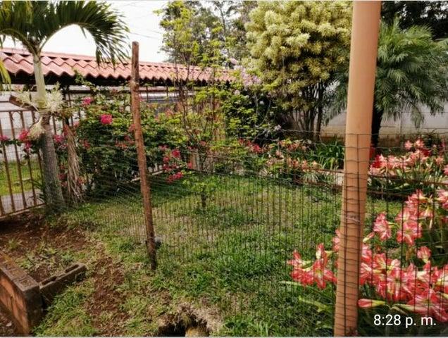 Casa Heredia>San Pedro>Santa Barbara - Venta:121.900 US Dollar - codigo: 21-560