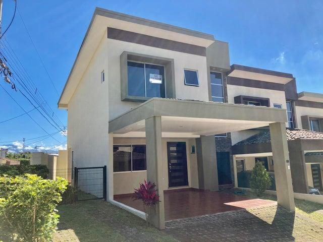 Casa Heredia>Mercedes Norte>Heredia - Venta:180.000 US Dollar - codigo: 21-632