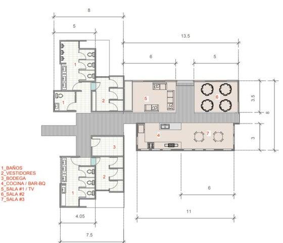 Casa Puntarenas>Tarcoles>Garabito - Venta:220.000 US Dollar - codigo: 21-1196
