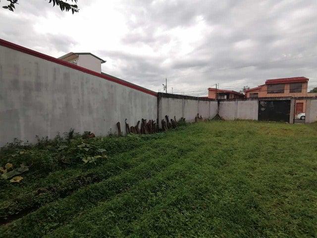 Terreno Alajuela>El Coyol>Alajuela - Venta:119.400 US Dollar - codigo: 21-1221