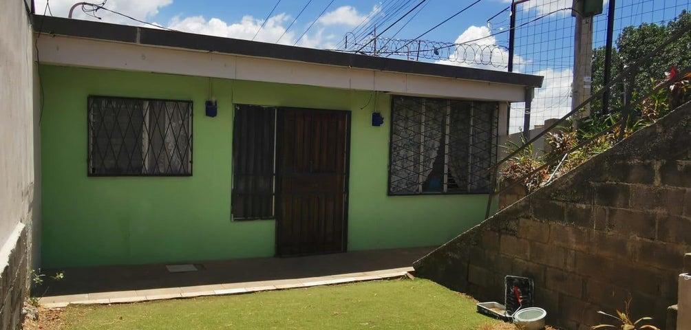 Casa Alajuela>Alajuela>Alajuela - Venta:58.000 US Dollar - codigo: 21-1720