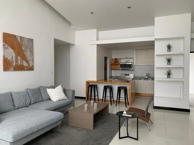 Apartamento San Jose>Rio Oro>Santa Ana - Alquiler:1.200 US Dollar - codigo: 21-1814