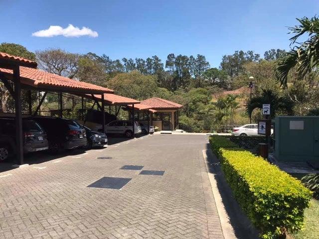 Apartamento San Jose>San Rafael Escazu>Escazu - Alquiler:850 US Dollar - codigo: 21-2163