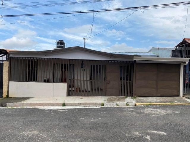Casa Heredia>San Rafael de Heredia>San Rafael - Venta:135.000 US Dollar - codigo: 21-2344
