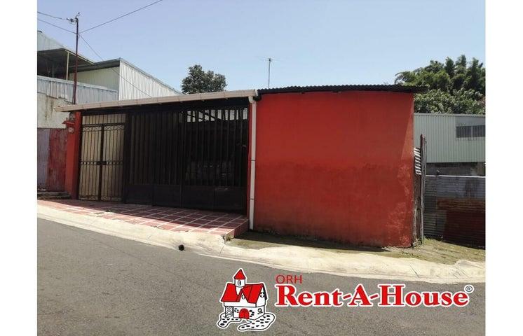 Casa Heredia>San Francisco de Heredia>Heredia - Venta:94.000 US Dollar - codigo: 21-2488