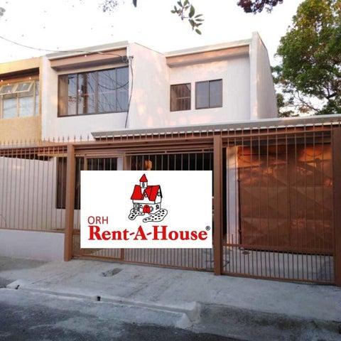 Casa Heredia>Heredia>Heredia - Venta:101.600 US Dollar - codigo: 22-544