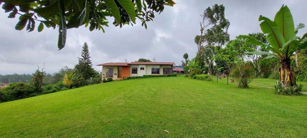 Casa San Jose>VC San Isidro>Vazquez de Coronado - Venta:364.000 US Dollar - codigo: 22-568