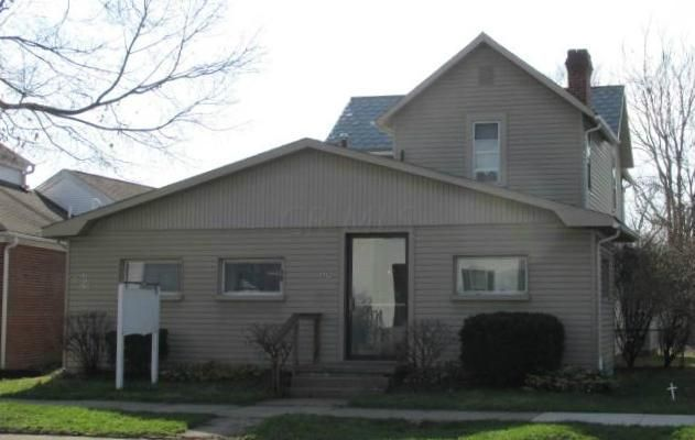Front View | 829 N Columbus Street, Lancaster, OH 43130
