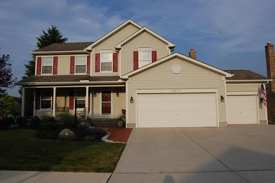 Undefined Image of 5507 Seapine Road, Hilliard, OH 43026