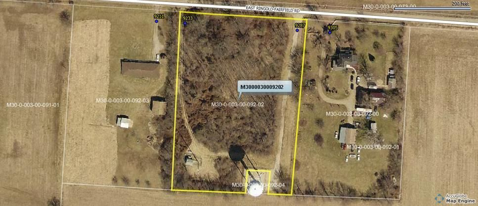 Undefined Image of 9233 E Ringgold Fairfield Road, Circleville, OH 43113