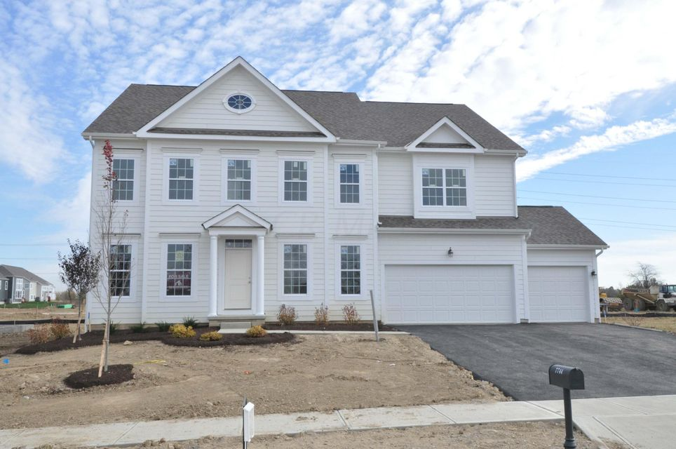 Undefined Image of 7744 Foxhound Drive, Lot 3608, Powell, OH 43065