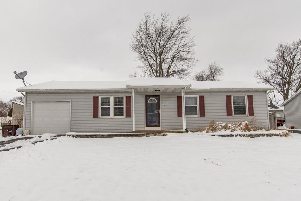Undefined Image of 327 Sherman Avenue, London, OH 43140