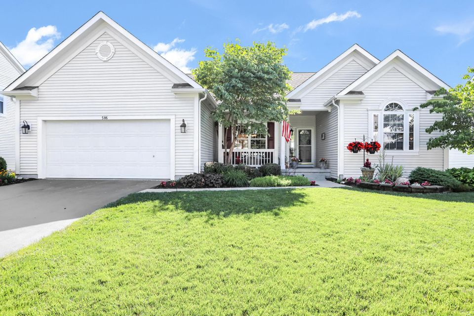 Undefined Image of 586 Deer Trail, Westerville, OH 43082