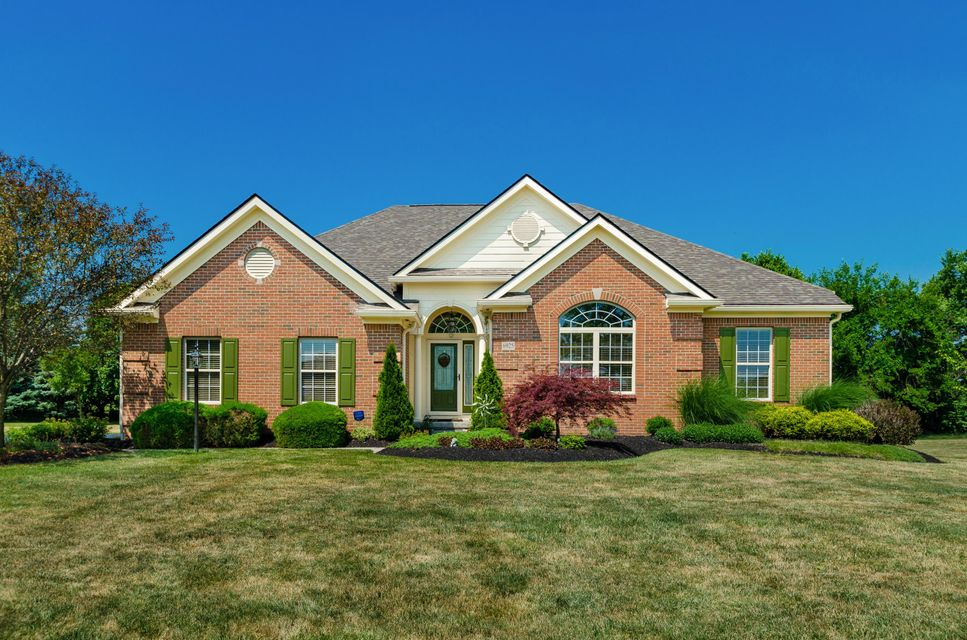 Front of Home | 6925 Post Preserve Boulevard, Dublin, OH 43016