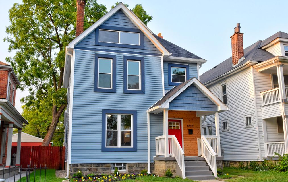 Undefined Image of 1212 E Rich Street, Columbus, OH 43205
