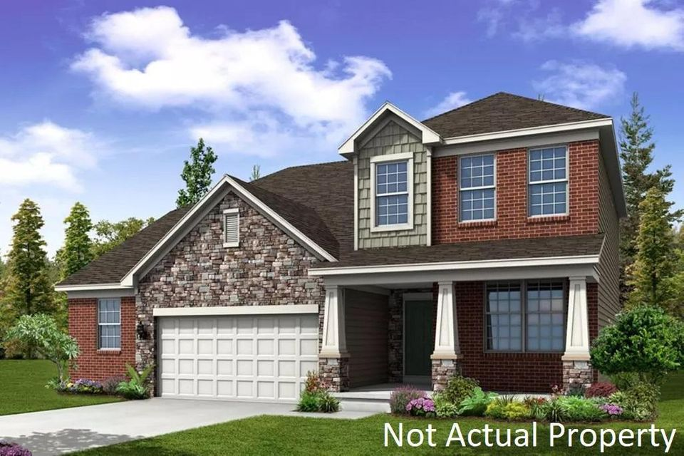 Undefined Image of 248 Winter Shadow Loop, Lot 2463, Delaware, OH 43015