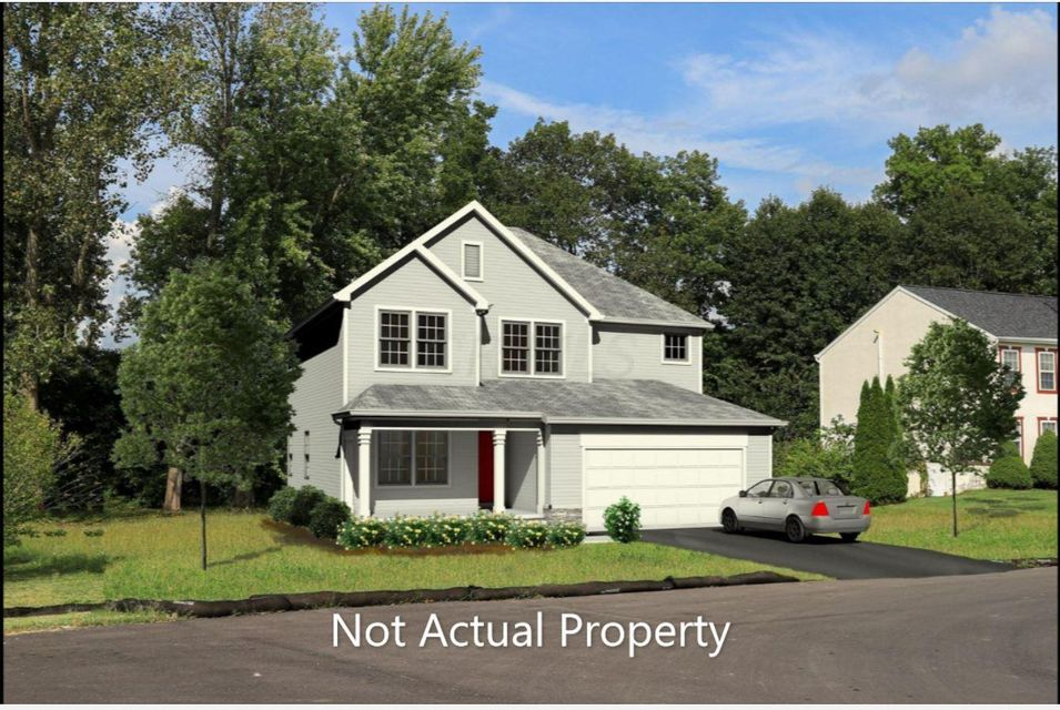Home Rendering Cloverly-C Model | 135 Mohican Lane, Pataskala, OH 43062