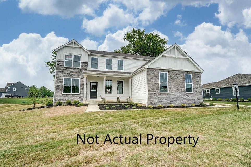 Undefined Image of 100 Highview Court, Ostrander, OH 43061