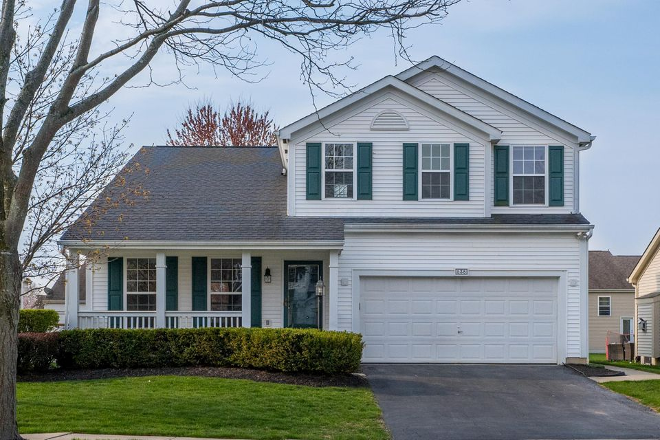 Welcome Home!   538 Streamwater Drive, Blacklick, OH 43004
