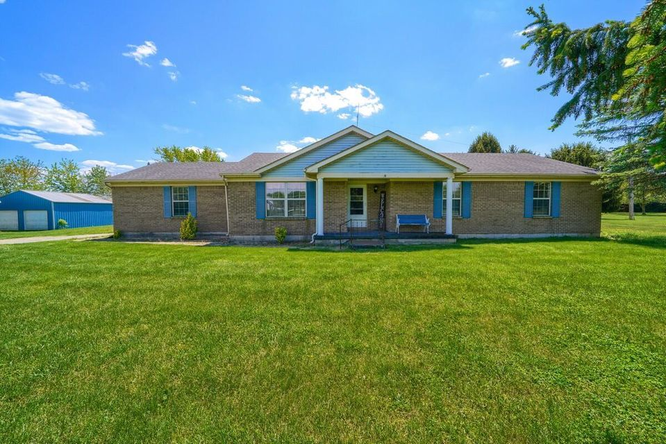Home built in 1994 by TAYLOR Builders | 4599 Berger Road, Groveport, OH 43125