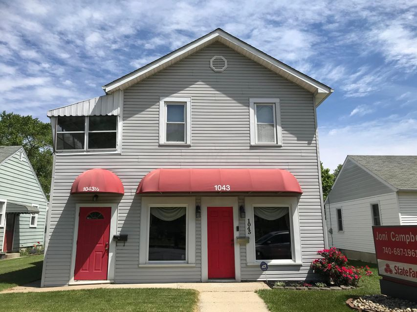 First floor office space! The current owner has been there for nearly 30 years. This space can be yours! | 1043 E 6th Avenue, Lancaster, OH 43130