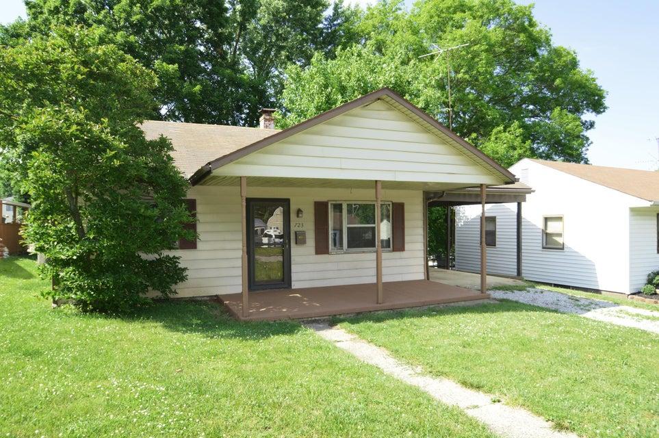 Welcome home!!   723 Pennsylvania Avenue, Lancaster, OH 43130