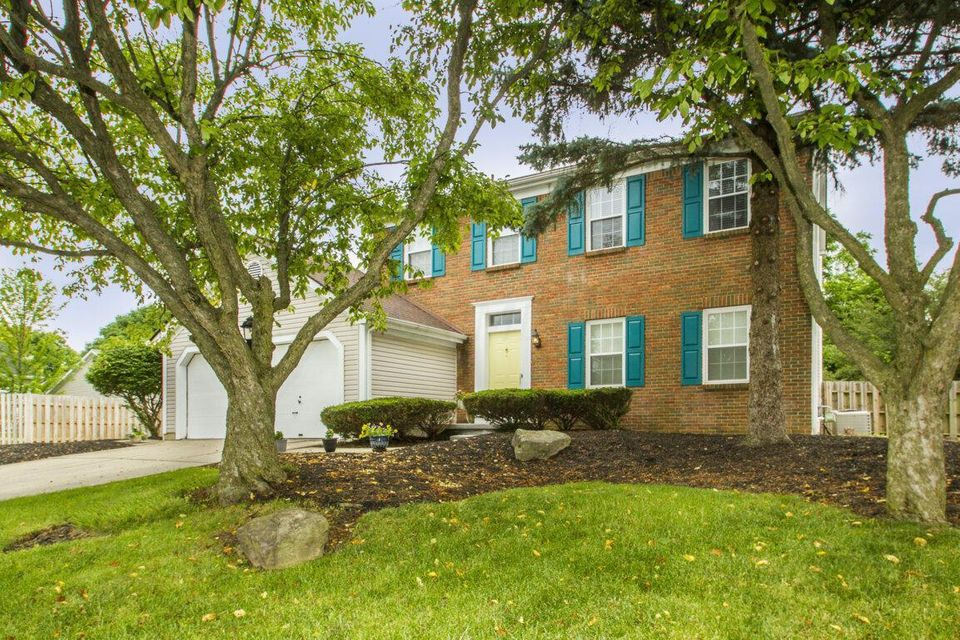Undefined Image of 2600 Windflower Road, Hilliard, OH 43026