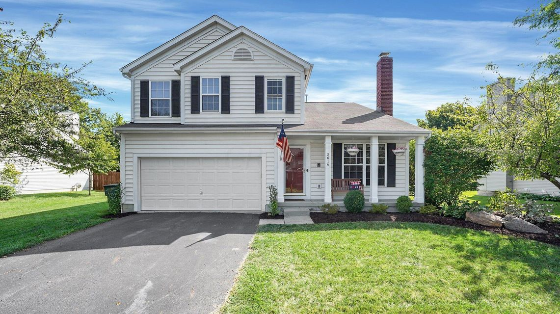 Undefined Image of 2616 Westrock Drive, Hilliard, OH 43026