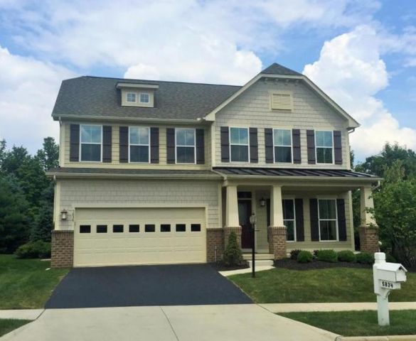 5834 TOURNAMENT Drive, Westerville, OH 43082