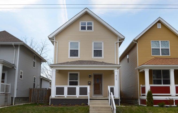 829 Carpenter Street, Columbus, OH 43206