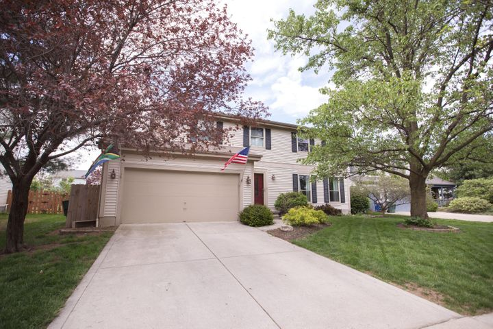 762 Summertree Lane, Westerville, OH 43081
