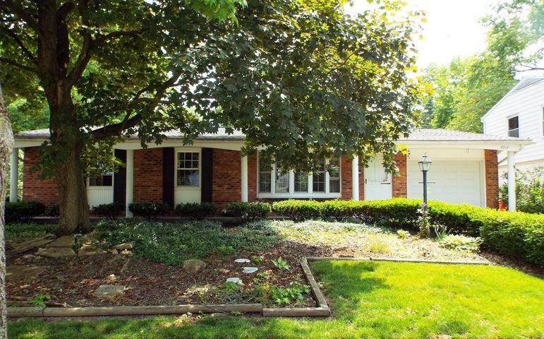 6714 Thorne Street, Worthington, OH 43085