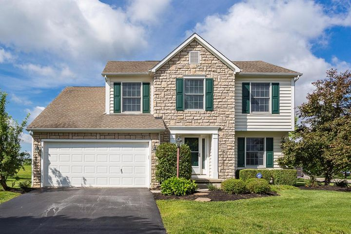 Nicely updated home in golf course community.