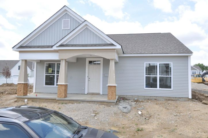 2405 English Turn Drive, Lot 982, Grove City, OH 43123