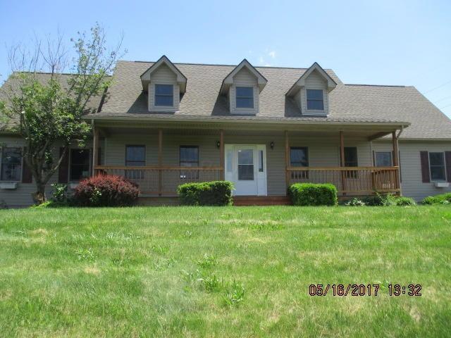4938 Four Mile Road, Jackson, OH 45640