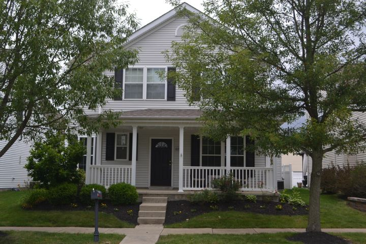 6156 Upper Albany Crossing Drive, Westerville, OH 43081