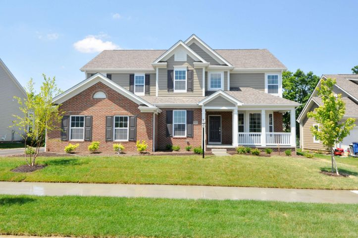 5681 Eden Bridge Drive, Lot 17, Dublin, OH 43016