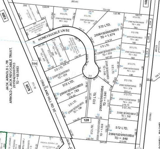 125 Honeysuckle Lane, Thornville, OH 43076
