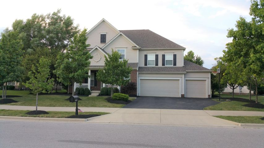 7858 Tullymore Drive, Dublin, OH 43016