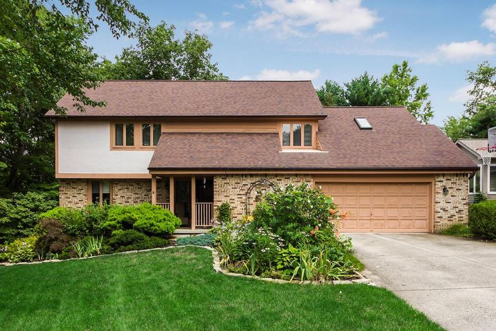 Wonderful Sycamore Mill home with just under 3000 sq ft of living space gives you the room you need for comfortable living!