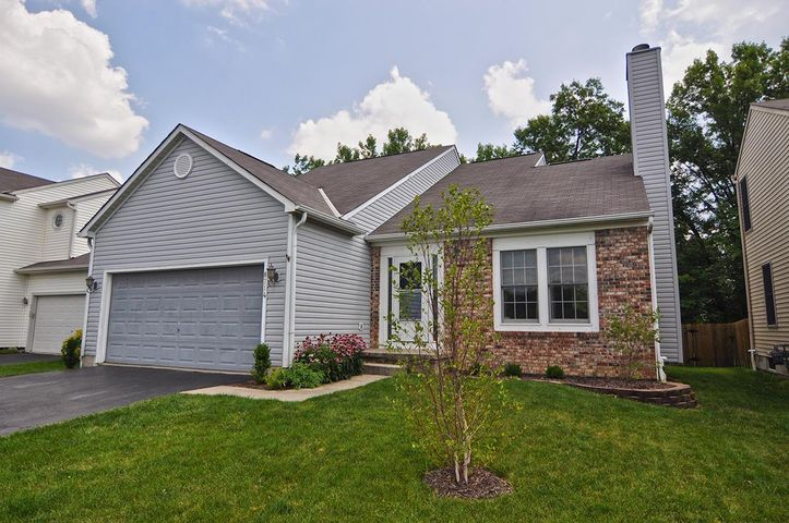 8714 Woodwind Drive, Lewis Center, OH 43035