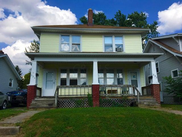 332-34 N Burgess Avenue, Columbus, OH 43204