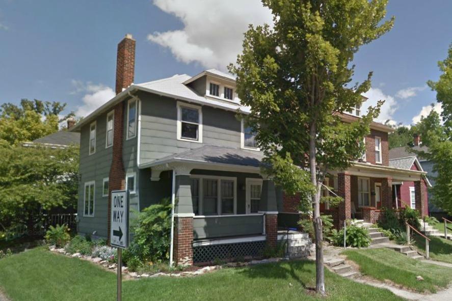 108 E Hudson Street, Columbus, OH 43202